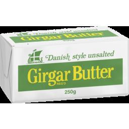 Photo of Girgar Unsalted Butter 250g