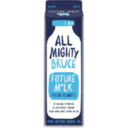 Photo of All Mighty Bruce Plant Milk 1lt