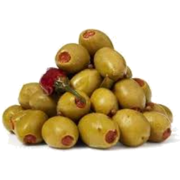 Photo of Green Olives Stuffed With Chilli