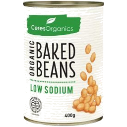 Photo of Ceres Organics Baked Beans