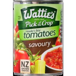 Photo of Watties Tomato Flavoured  Savoury 400g