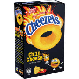 Photo of Cheezels Chilli Cheese Box 110gm