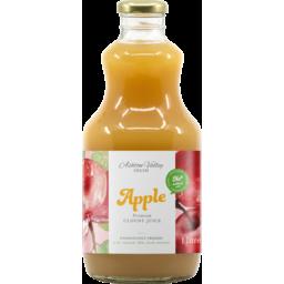 Photo of Ashton Valley Fresh Apple Premium Cloudy Juice 1l