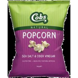 Photo of Cobs Popcorn Salt & Vinegar 100g