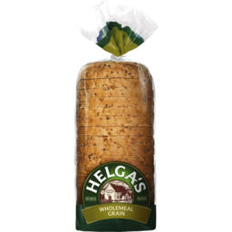 Photo of Helgas Bread Continental Bakehouse Wholemeal Grain 850g