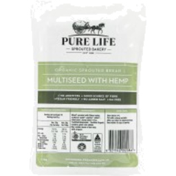 Photo of Sprouted Bread - Multiseed With Hemp 1.1kg