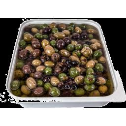 Photo of Olives Mixed Marinated