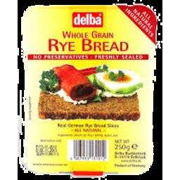 Photo of Delba - Rye Bread 250g