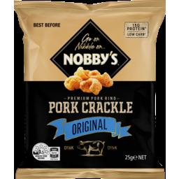 Photo of Nobbys Porky Bits Original 25g