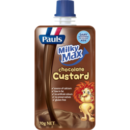 Photo of Pauls Milky Max Custard Chocolate 70g