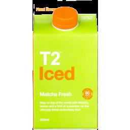 Photo of T2 Iced Matcha Fresh 500ml