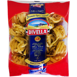 Photo of Divella Fettuccine Pasta 500GM