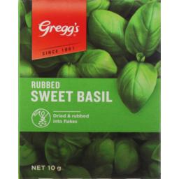 Photo of Gregg's Seasoning Packet Sweet Basil 10g