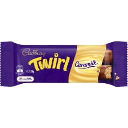 Photo of Cad Caramilk Twirl 39gm
