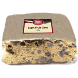Photo of Bakers Collection Light Fruit Cake 750g