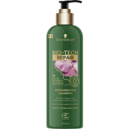 Photo of Schwarzkopf Bio-Tech Repair Regenerating Shampoo 500ml