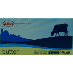 Photo of Ampi Salted Butter Quarters