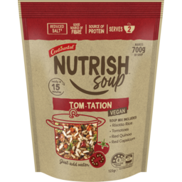 Photo of Continental Nutrish Soup Tomtation 123 Gr
