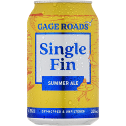 Photo of Gage Roads Single Fin Summer Ale Cans