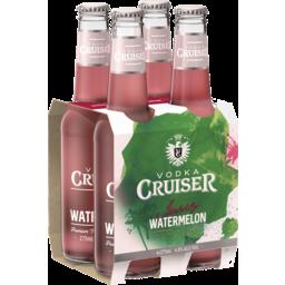 Photo of Vodka Cruiser Juicy Watermelon 275ml 4 Pack