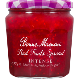 Photo of Bonne Maman Intense Red Fruits Spread 335g