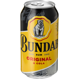 Photo of Bundaberg UP Rum & Cola Cans
