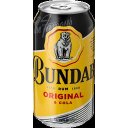 Photo of Bundaberg UP Rum & Cola Cans