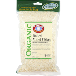 Photo of Lotus - Millet Flakes - 375g