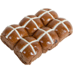 Photo of Coupland Cranberry Hotcross Buns 6 Pack