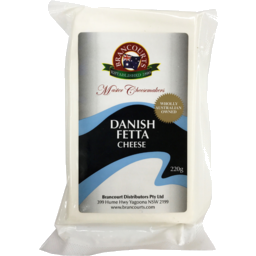 Photo of Brancourts Cheese Fetta Danish 220gm