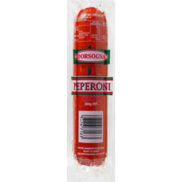 Photo of Dorsogna Peperoni Hot 250gm