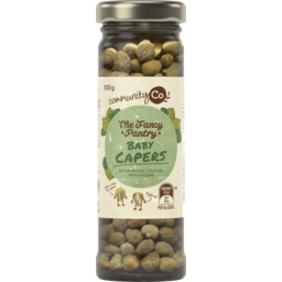 Photo of Community Co Baby Capers 100g