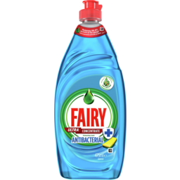 Photo of Fairy Ultra Concentrate Antibacterial Dishwashing Liquid 475ml
