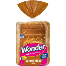 Photo of Wonder White Mini Loaf Wholemeal 320gm