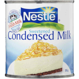 Photo of Nestle Condensed Milk Sweetened 395g