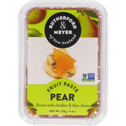 Photo of Rutherford & Meyer Paste Pear Fruit 120g