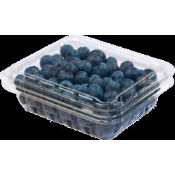 Photo of Blueberries p/pk Punnet
