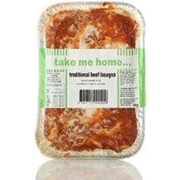 Photo of  Take Me Home Beef Lasagne 500gm