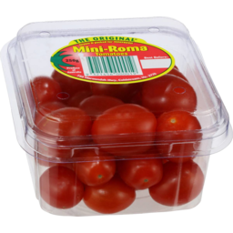 Photo of Mini-Roma Tomatoes 250g