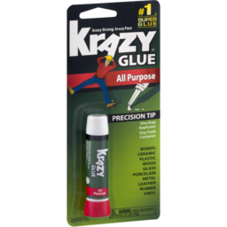 Photo of Krazy Glue Instant All Purpose Glue Tube