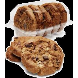 Photo of Dreamy Chunky Choc Cookies 5pk