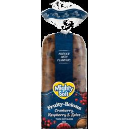 Photo of Mighty Soft Rasp Cranbry & Spice 560g