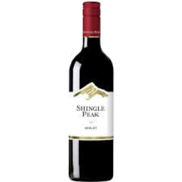 Photo of Shingle Peak Merlot 750ml
