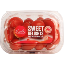 Photo of Tomatoes Sweet Delights Blush 200g
