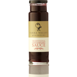 Photo of Yarra Valley Cranberry Sauce 250ml
