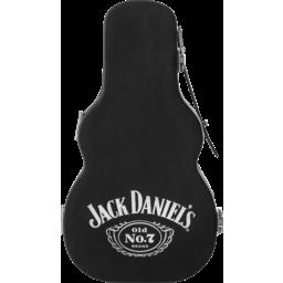 Photo of Jack Daniel Guitar Case