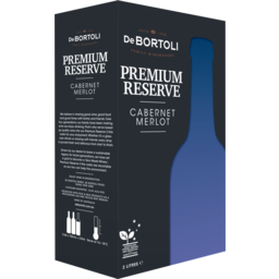 Photo of De Bortoli Premium Reserve Cabernet Merlot