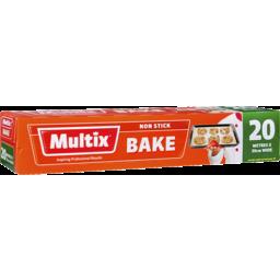 Photo of Multix Bake Paper 20mx30cm