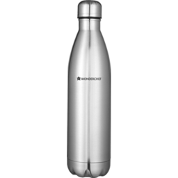 Photo of Wonderchef Aqua-Bot Stainless Steel Vacuum Flask 1 Litre (Silver)