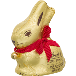 Photo of Lindt Gold Bunny Milk Chocolate 100g